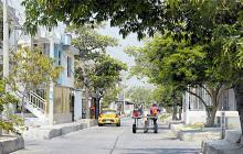El barrio La Pradera fue fundado hace más de 40 años por dos familias que tenían unos terrenos a su nombre y los cedieron a vecinos.