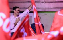 Con un triunfo minoritario en las legislativas, Pedro Sánchez se verá obligado a forjar alianzas