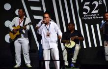 Octavio Daza Gámez, rey de la Canción Inédita 2019