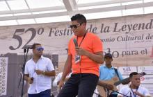 En video | Rafa Pérez intepreta tema de Wiston Muegues en canción inédita