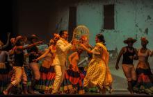 'A ritmos de Macondo',  una obra llena de magia