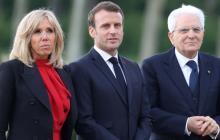 Pese a tensiones, Francia e Italia se unen por Da Vinci