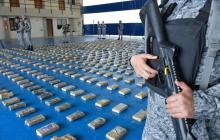 Fuerza Aérea incauta 700 kilos de cocaína del Clan del Golfo