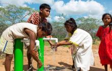 Lanzan campaña para atender niños con desnutrición