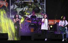Barranquilla revivió éxitos del Pop y Rock mundial
