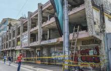 Edificio del que se desprendió muro era demolido sin licencia
