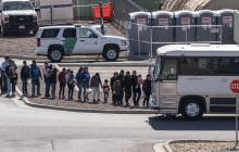 98.977 migrantes fueron arrestados la frontera EEUU-México durante abril