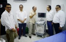 Superintendente de Salud se compromete a gestionar recursos para atención a venezolanos
