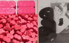Incautan 2 mil pastillas de éxtasis en dos sillas de bebé en El Poblado y San Felipe