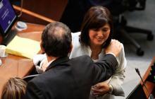 Embajada de EEUU restablece visa a magistrada de la Corte Diana Fajardo