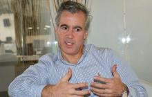 Orlando Cabrales Segovia,  presidente de Naturgas, gremio que agrupa 25  empresas productoras, distribuidoras y comercializadoras de gas natural.