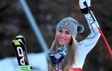 Premio Princesa de Asturias de los Deportes a la esquiadora Lindsey Vonn