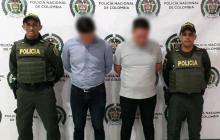 Capturados en Montería sindicados de clonar tarjetas de crédito