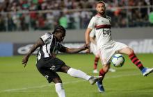 Yimmi Chará anota en la victoria del Atlético Mineiro