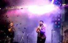 Confusión en atentado de Teorama: no era Jessi Uribe quien cantaba, era su imitador