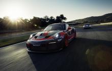 Porsche 911  GT2 RS, el más potente y veloz