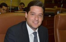 El senador barranquillero Mauricio Gómez Amín, del Partido Liberal.