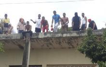 Los presos de la cárcel Chiriguaná protagonizan protestas.