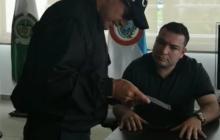 A la cárcel, un mayor y patrullero de la Policía por supuestos vínculos con el 'Clan del Golfo'