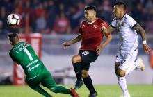 Independiente vence 2-0 a Rionegro Águilas y clasifica a octavos de la Sudamericana