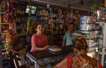 En las tiendas las pérdidas diarias son del 50% cuando no hay servicio de energía, según explica Undeco.