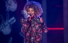 En las súper batallas interpretó un tema de Alicia Keys titulado 'If Ain't Got You', una de las canciones más emblemáticas de la artista. Un neo soul que en 2003 fue hit en todas las emisoras norteamericanas.