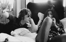 Yoko Ono y John Lennon, un amor siempre rodeado de polémica.