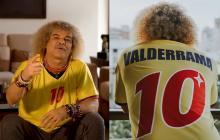 El Pibe Valderrama renuncia a su icónico '10'