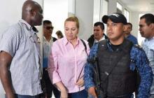 Condenan a Silvia Gette por abuso de confianza