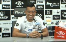 En video   Santos presenta a Fernando Uribe como refuerzo pedido por Sampaoli