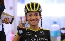 Esteban Chaves gana en solitario la etapa 19 del Giro de Italia