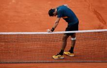 Karen Khachanov elimina a Del Potro del Roland Garros