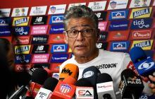 """""""La única garantía que tenemos es jugar bien"""": Luis Grau"""