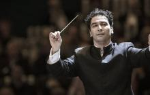 Colombiano llega a los cines dirigiendo la Orquesta Sinfónica de Viena