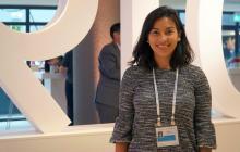 Daniela Arias, nutricionista.