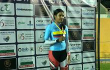 Atlanticense Marianis Salazar rompe récord nacional en pista