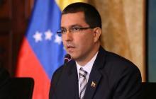 Canciller de Venezuela acusa a la ONU de mentir con cifras de éxodo migratorio