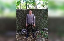 Revelan prueba de vida de militar secuestrado por disidencias de FARC