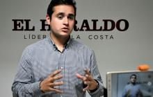 Andrés Ramírez, director ejecutivo de Camara Colombia del Acero.