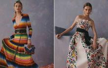 ¿Se apropió Carolina Herrera de íconos de indígenas mexicanos?