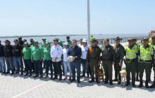 Con 2.000 policías, Barranquilla se prepara para la época de vacaciones