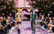 Olímpicos en la Semana de la Moda de Milán