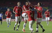 Japón 0, Chile 4: la 'Roja' golea a los 'Nipones'