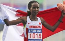 Eunice Kirwa, plata en Rio en maratón, suspendida cuatro años por dopaje