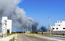 Las constantes quemas afectan el medio ambiente.