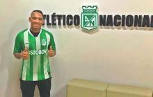 Jarlan Barrera es nuevo jugador del Atlético Nacional