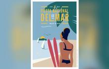 Entre 40 propuestas eligen afiche para la Fiesta del Mar