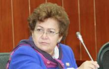 Senadora Daira Galvis, a indagatoria por 'parapolítica'