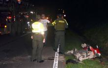 Motos causan el 75% de muertos en accidentes en Sucre