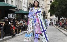 Flores, la apuesta masculina de Louis Vuitton